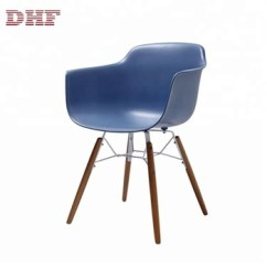 Plastic Chairs With Stainless Steel Legs Walmart Lounge Chair Dhf New Design Dining Buy