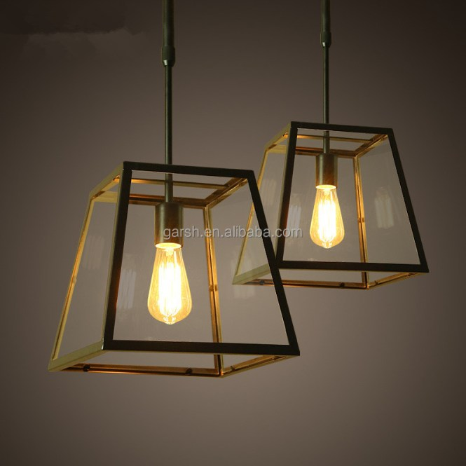 Antique Glass Filament Bulb Chandeliers Pendant Lights Light Product On