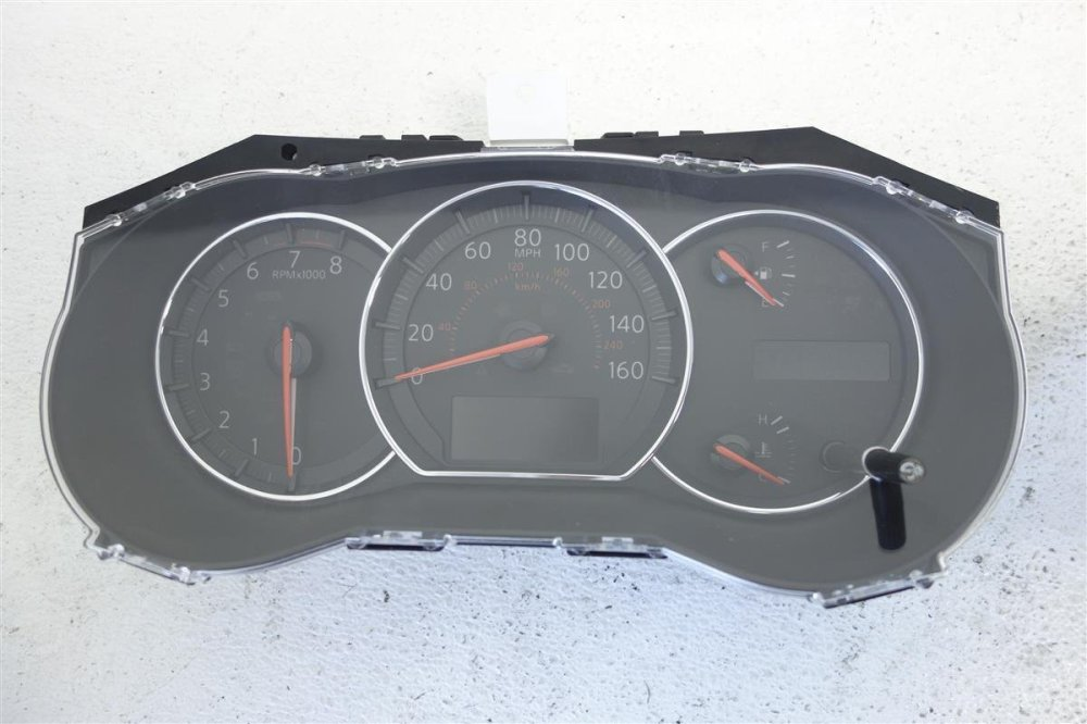medium resolution of 2011 2012 2013 2014 nissan maxima speedometer meter instrument gauge cluster 24810 9df0a