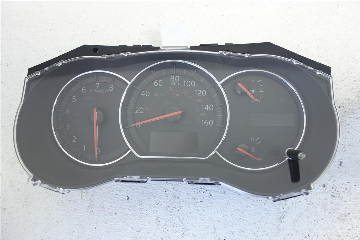 hight resolution of 2011 2012 2013 2014 nissan maxima speedometer meter instrument gauge cluster 24810 9df0a