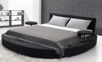 Hot Sale High Quality Bedroom Furniture Round Beds For