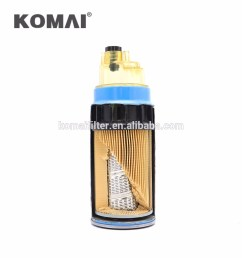 excavator accessories high quality hino fuel filter fs19769 pl420 for truck and excavator [ 1000 x 1000 Pixel ]