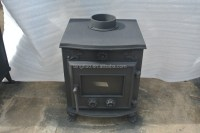 Single Door Cast Iron Fireplace For Sale,China Stove - Buy ...