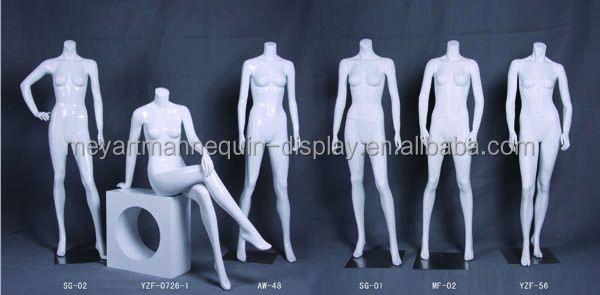 female posing mannequin mannequins