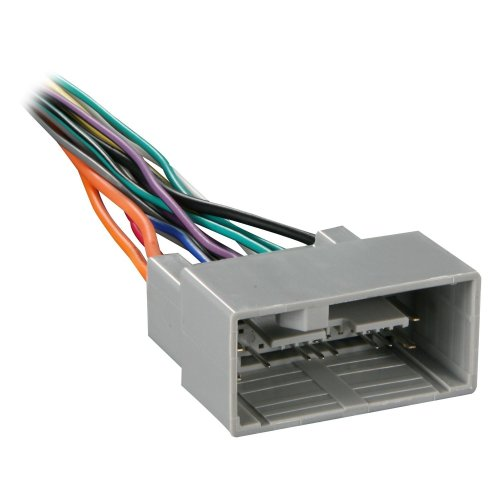 small resolution of metra 70 1729 radio wiring harness for honda 2008 up