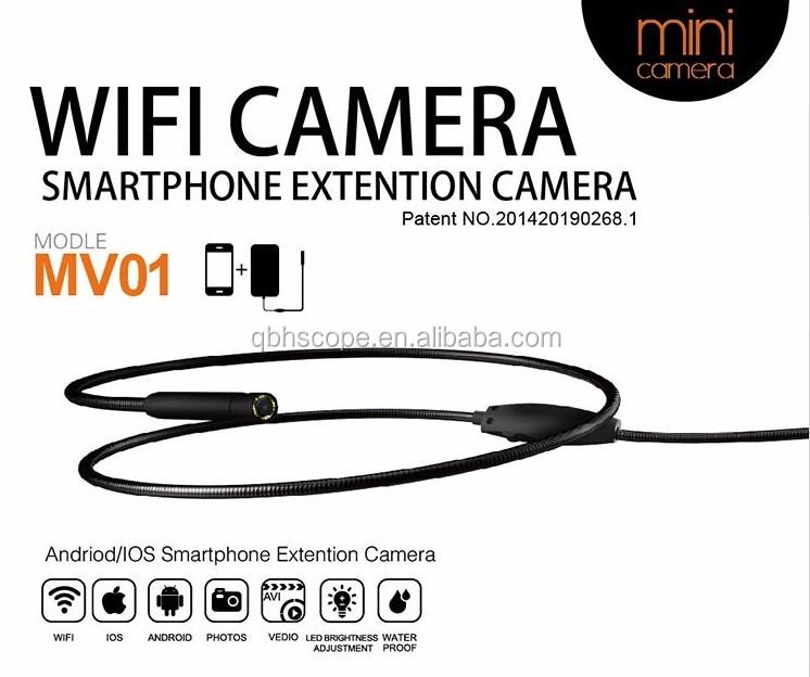 Usb Inspection Camera For Smartphone Hidden Camera Wifi