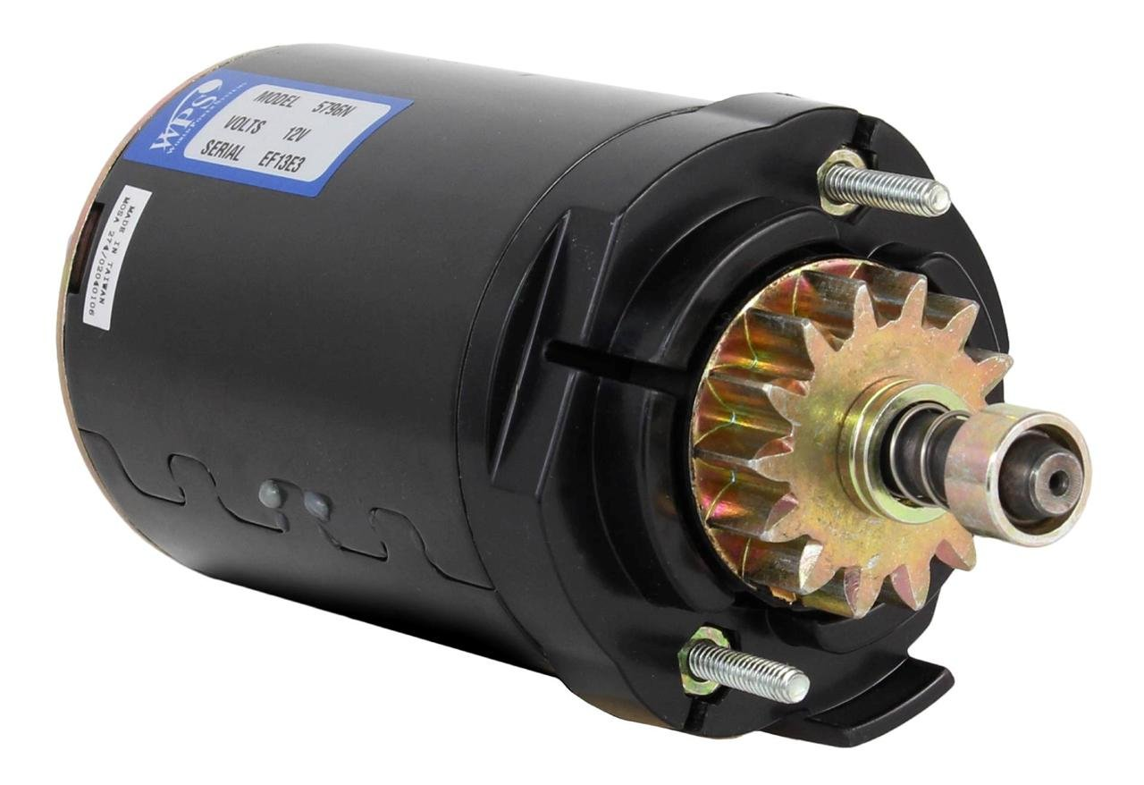 hight resolution of get quotations new starter motor fits 2006 toro lawn tractor lx420 lx460 20 098 01s 20
