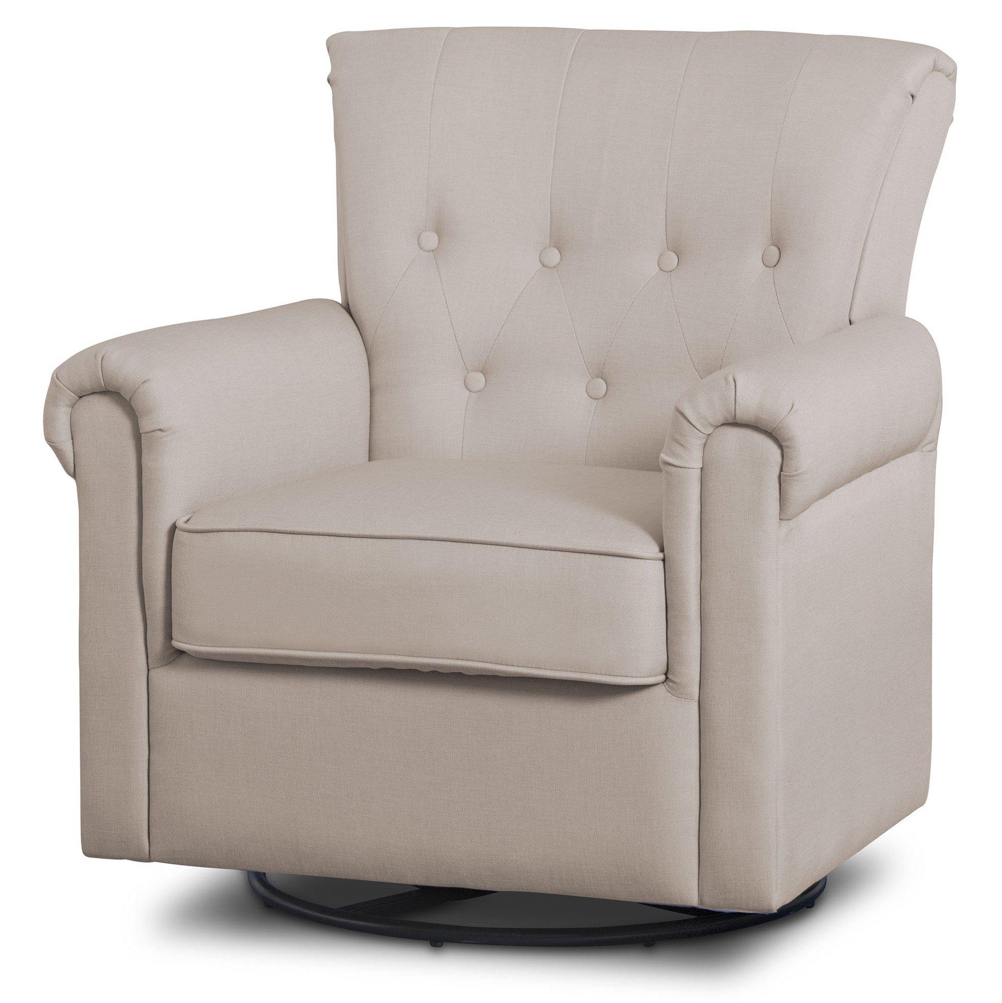 swivel rocking chair parts refurbished kitchen table and chairs cheap glider find get quotations delta children harper rocker flax