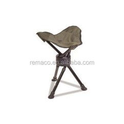 Portable Hunting Chair Wheelchair In Kolkata Folding Stool Triangle With 360 Degree Swivel Action
