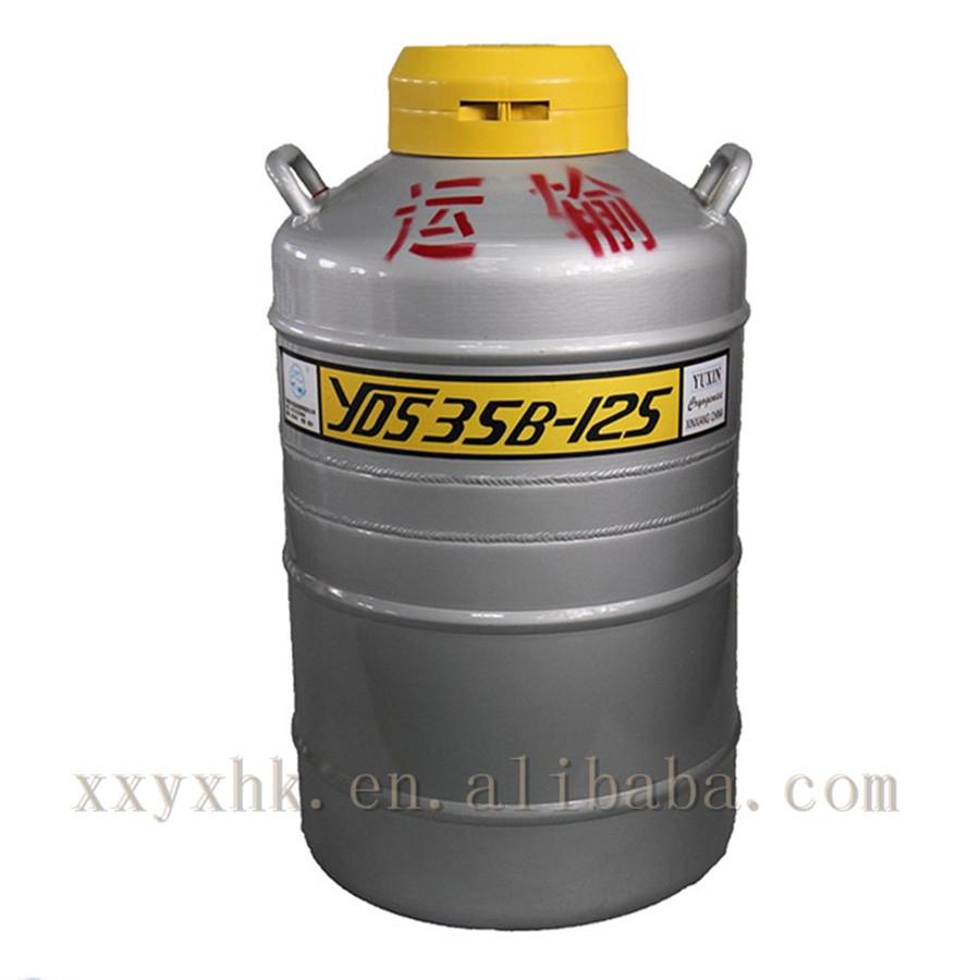 Yds-10 Liquid Nitrogen Container For Artificial Insemination/egg/sperm Banks - Buy Yds-10 Liquid Nitrogen Container.Liquid Nitrogen Container For ...