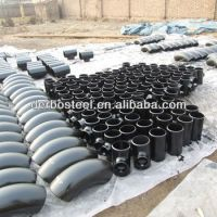 Carbon Steel Sch 40 Pipe Fittings - Buy Steel Pipe Elbow ...