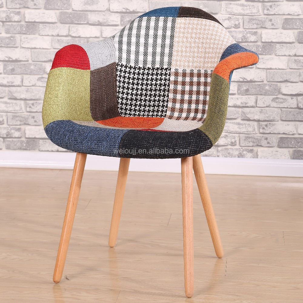 chair cover quilting dining seat protectors designer with patchwork fabric buy