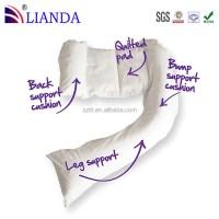 Pregnancy Pillow - U Shaped Long Body Pillows For Pregnant ...