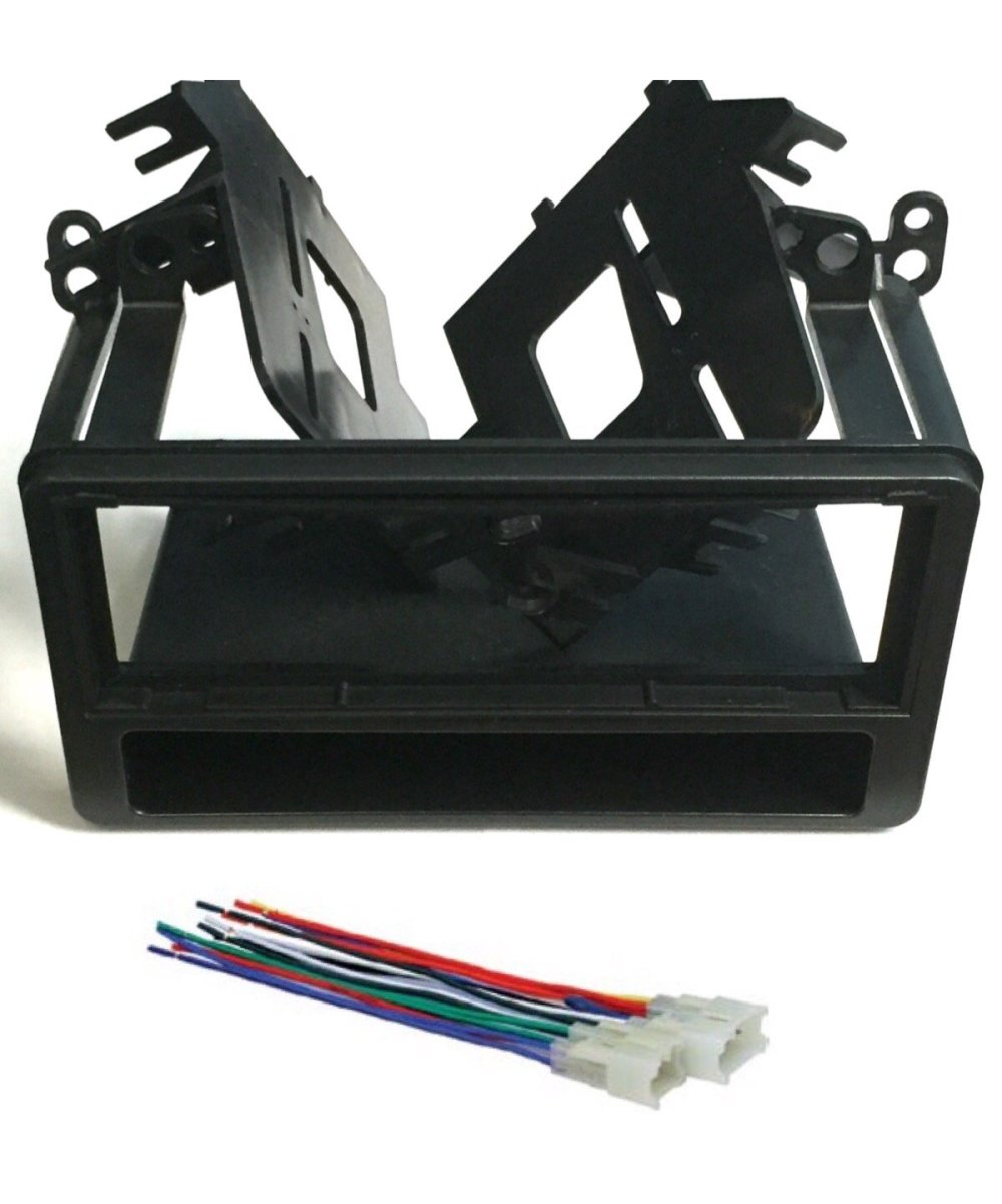 medium resolution of get quotations asc audio car stereo dash kit and wire harness for installing a single din radio for