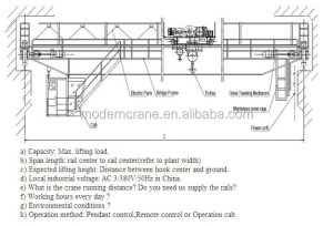 Electrical Overhead Crane Price Diagram  Buy Electrical