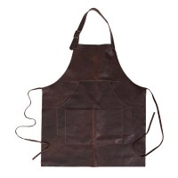 Kitchen Use Leather Apron For Coffee - Buy Coffee Apron ...