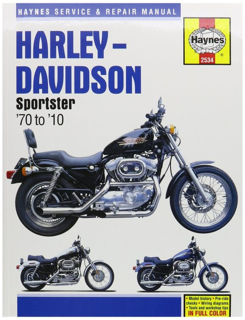 small resolution of get quotations 1970 2013 harley davidson sportster xl 883 1200 haynes manual 2534