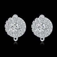 Indian Clip On Earrings Earring Findings Wholesale ...
