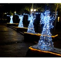 Lighted Angel Outdoor Christmas Decorations - Buy Lighted ...