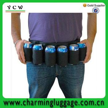 6 Pack Beer Holder Belt/beer Can Holder/beer Belt