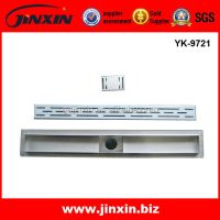 Outdoor Rectangle Long Stainless Steel Floor Trap Drain ...