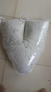 V Shaped Body Pillow Pregnancy Maternity Pillow Bamboo ...
