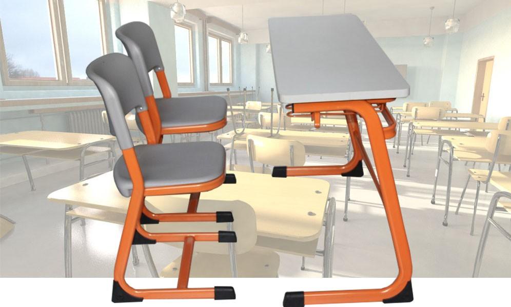 Round Desk Chair