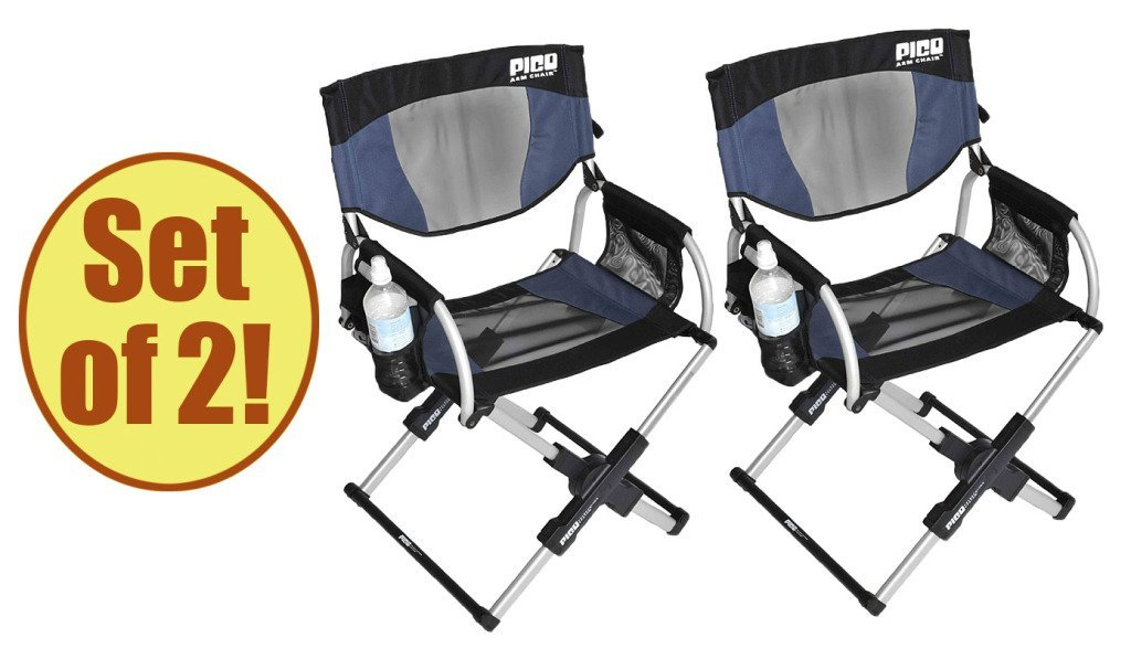 pico arm chair massage cheap buy telescoping directors in price on set of 2 director s