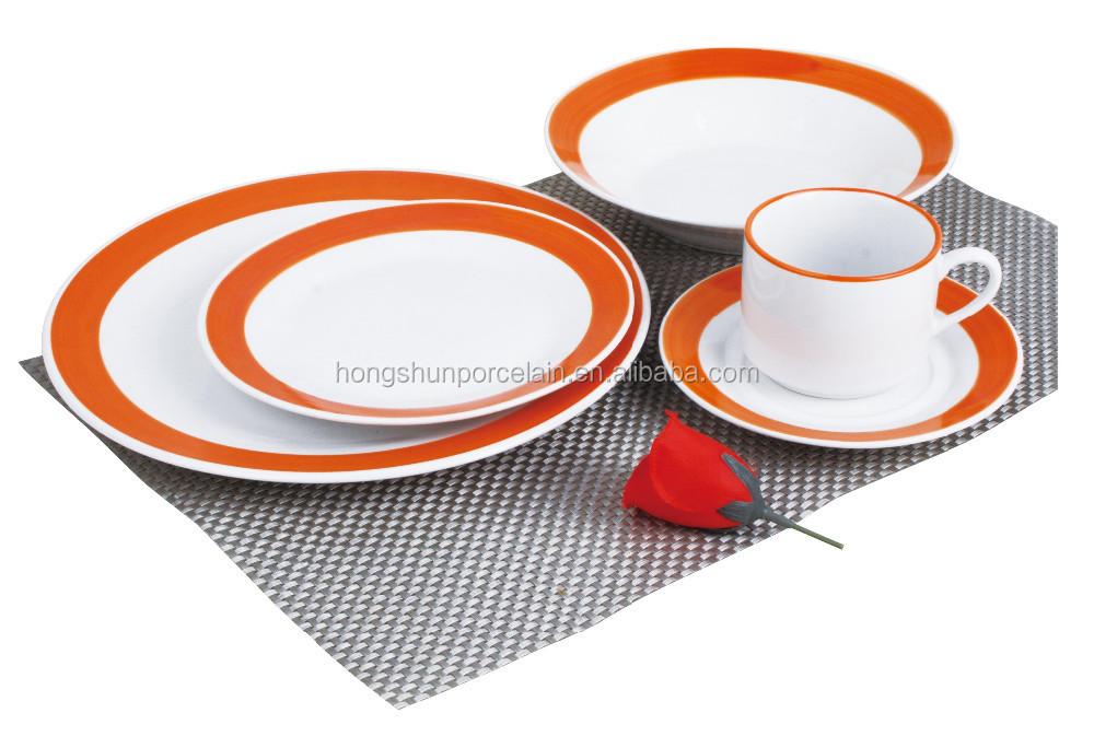 Modern Fine China Porcelain Dinnerware Set,Modern Japanese