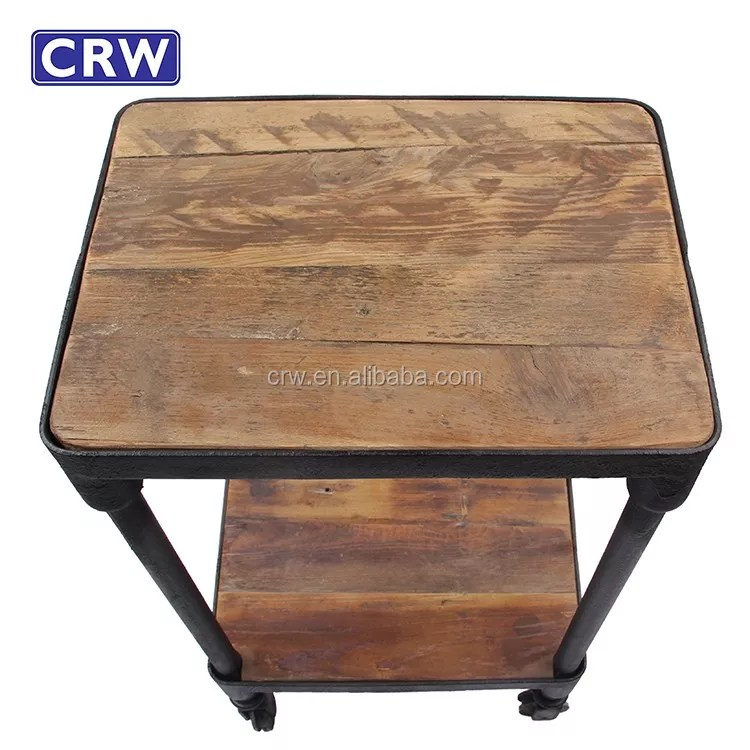 antique 2 level side table with wheels buy side table with wheels antique side table 2 level table product on alibaba com
