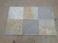 Natural Stone Wall Tiles Large Rectangular Slate Tile ...