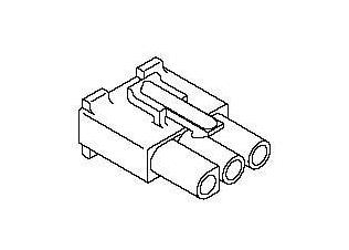 Molex 39036034 Pin & Socket Connectors 2.36mm (.093