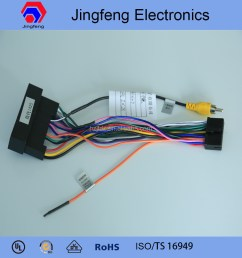 wire harness cable assembly manufacturer for hyundai ix25 [ 1000 x 1000 Pixel ]