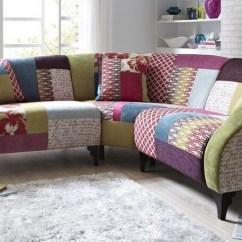 Online Sofa Cover Material Ikea Bed Loveseat Patchwork Modern Corner - Buy ...