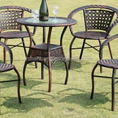 Metal Outdoor Table And Chairs Australia Recliner For Elderly Mimosa Furniture 5 Piece Resin Wicker Chair Set