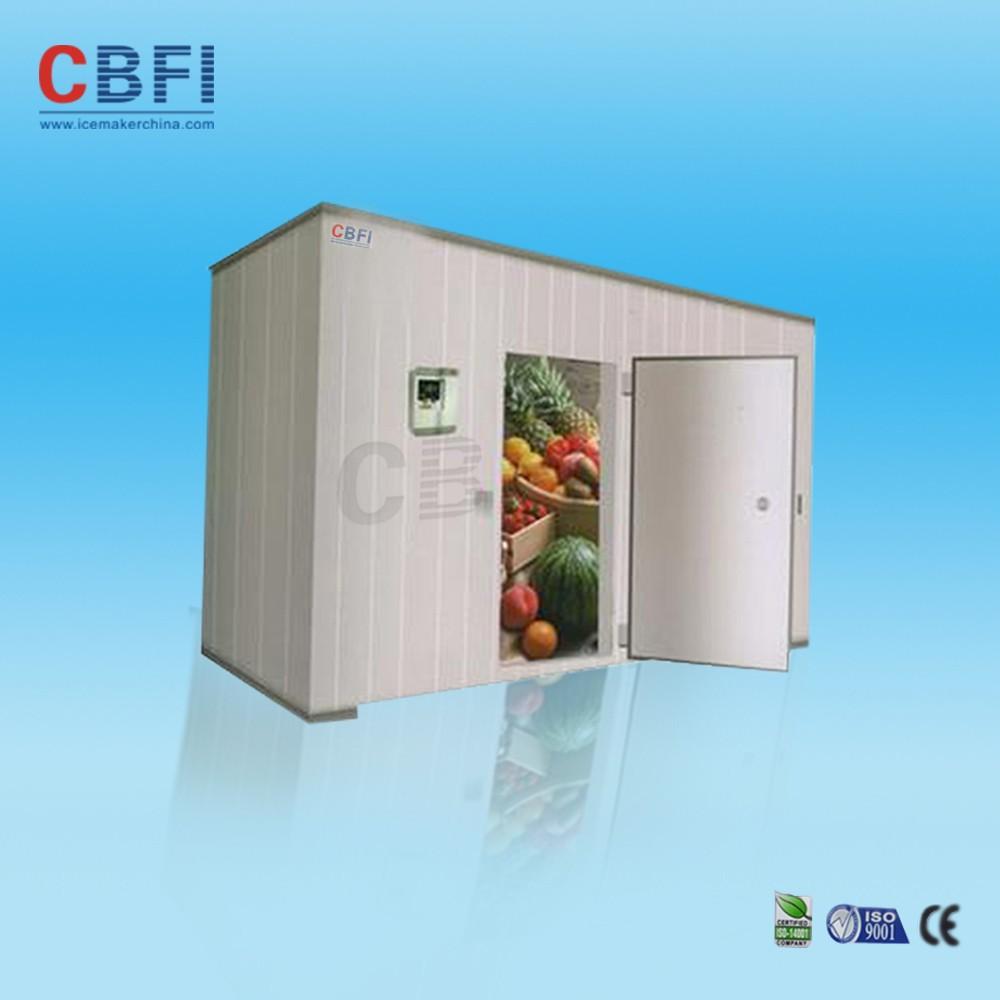 Guangzhou chambre froide conglateur fabricants de prix pour les fruits et lgumesChambre
