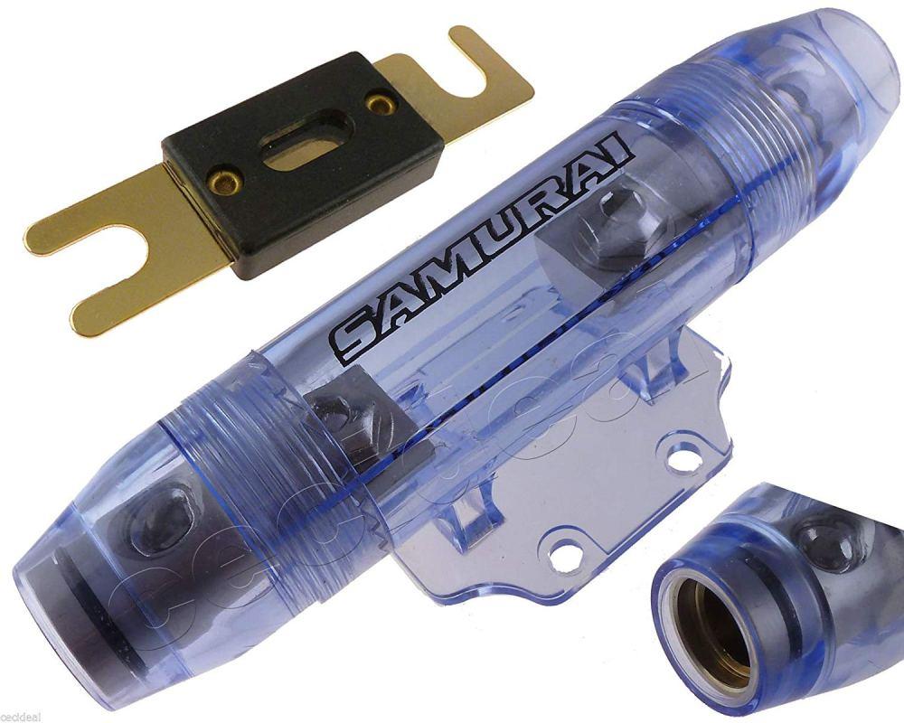 medium resolution of get quotations samurai inline waterproof anl holder 1 0 0 gauge fuseholder free 100 amp fuse us