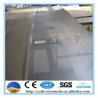 Safety Door Screen/electric Garage Door Screens/iron ...