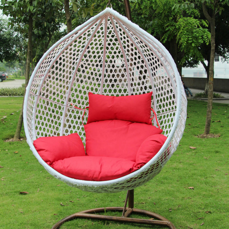 indoor hanging egg swing chair euro chairs for rv outdoor furniture freestanding garden single seat - buy ...
