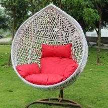 Outdoor Furniture Freestanding Chair Garden Single
