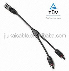 Tuv/ul Standard Solar Pv Connectors Application To 2.5/4