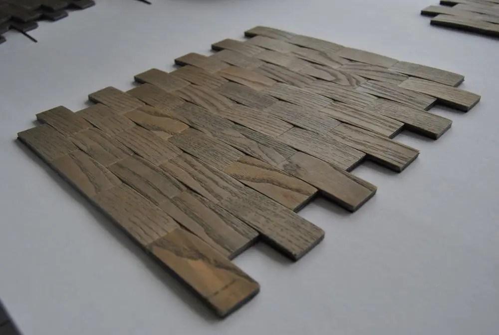 new design fake woden surface wood effect mosaic wall tile aluminium mosaic tiles peel and stick tiles buy peel stick tile aluminium mosaic