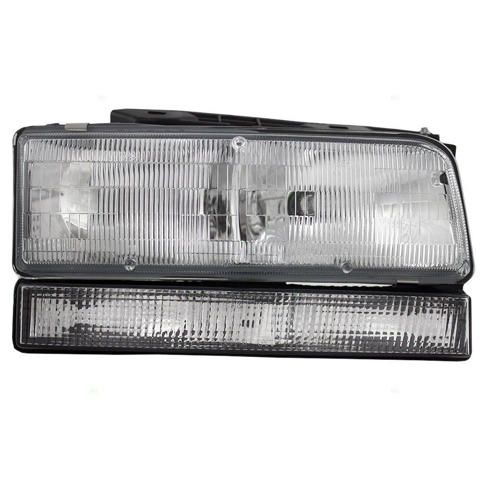 medium resolution of get quotations passengers combination headlight headlamp replacement fits 92 96 buick lesabre 91 96 park avenue