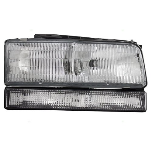 small resolution of get quotations passengers combination headlight headlamp replacement fits 92 96 buick lesabre 91 96 park avenue