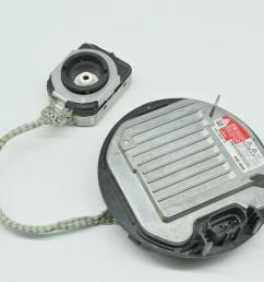factory price brand new d2 d4 ddlt004 xenon ballast headlight control unit fit for lexus corolla [ 1000 x 853 Pixel ]