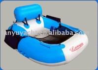 Gonflable bateau de pche / de pche gonflable chaise