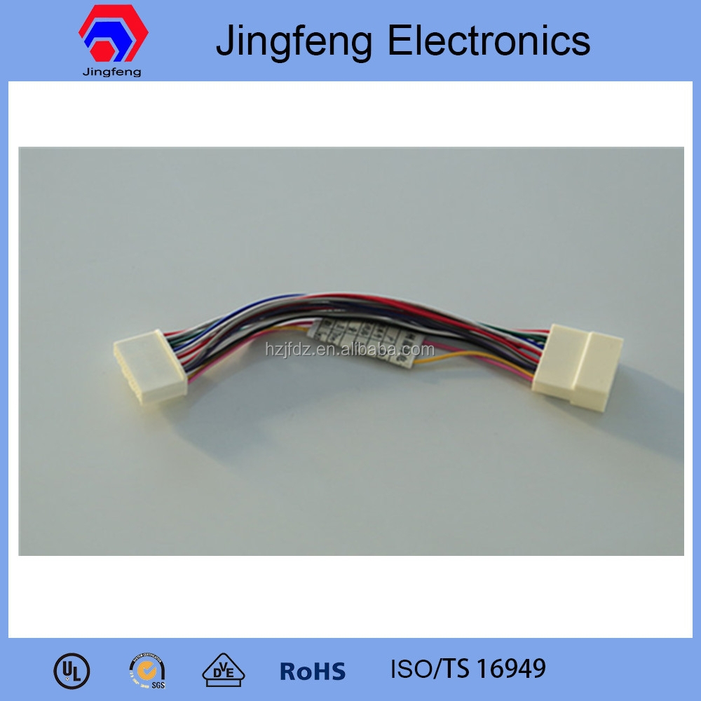 hight resolution of 28 pin wiring harness connector for toyota