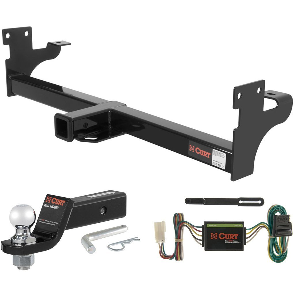 hight resolution of get quotations curt class 3 trailer hitch tow package with 2 ball for acura slx isuzu