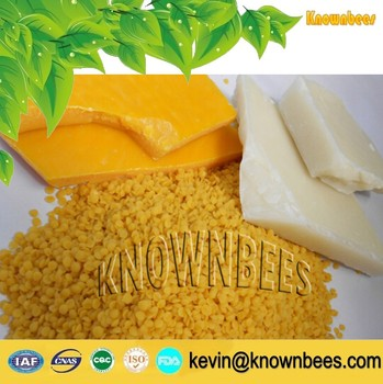 Which Is Better White Or Yellow Beeswax