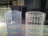 Ornamental Galvanized Garden Woven Wire Fence - Buy Garden ...